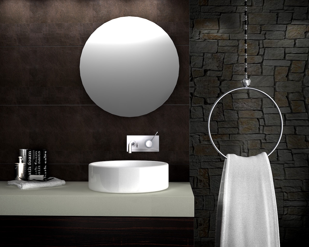 Tre linee di insoliti accessori bagno for Accessori design