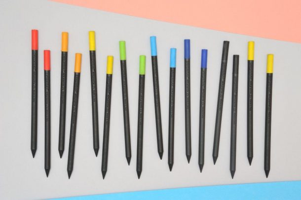 Perpetua, la matita riciclata