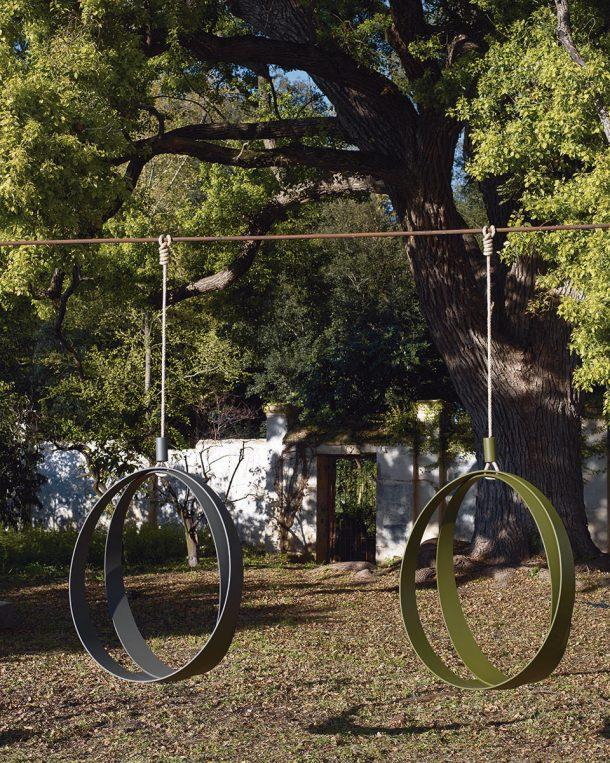 Ring-O, l'altalena per esterni