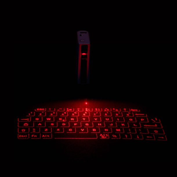 Tastiera virtuale KB501 Oregon Scientific