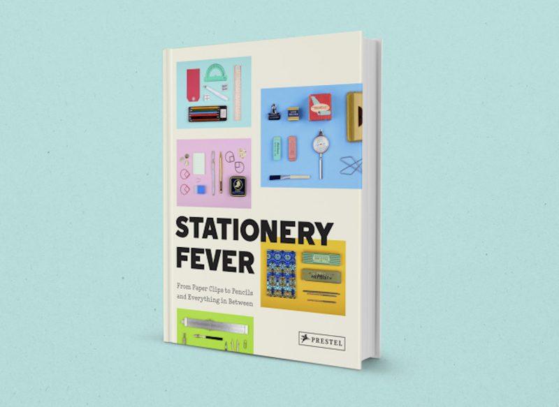 Stationary Fever, il libro per i feticisti della cancelleria