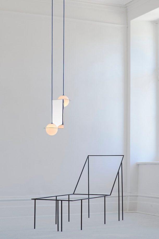Una collezione di lampade tra lo stile Bauhaus e il contemporaneo