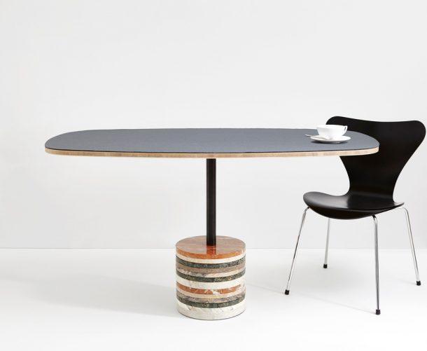 Lytton Table, come dare una nuova vita agli scarti naturali