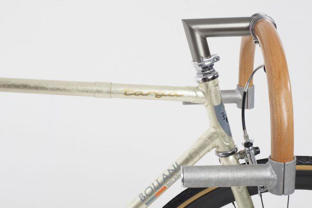 bicicletta Bollani Targa Oro