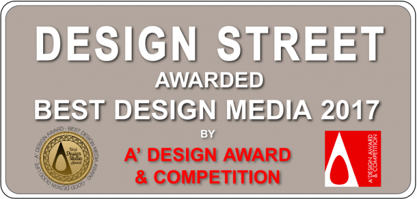 Design Street riceve il Best Design Media Award b