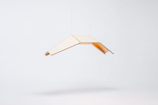 Eagle, le lampade che nascono dalla missione spaziale