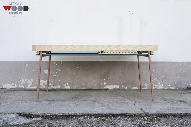 mobili che raccontano la Romagna by Officinawood