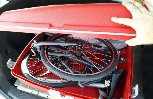 Vello Bike +, la prima bicicletta elettrica pieghevole