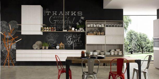 Beluga, la cucina contemporanea dall'architettura aperta