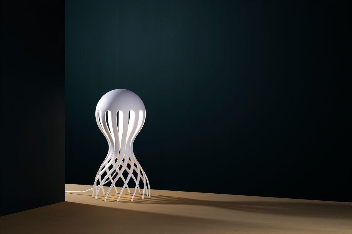 Cirrata lamp by Markus Johansson