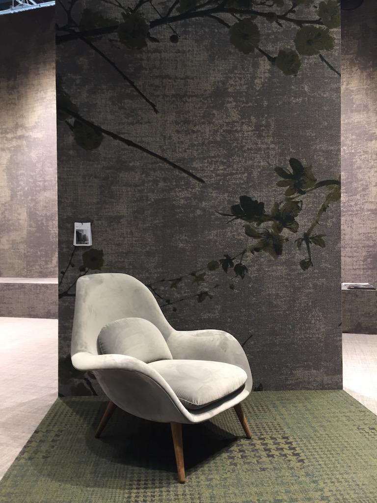 Stockholm Furniture & Light Fair, dato che si definisce la più grande fiera del design scandinavo.