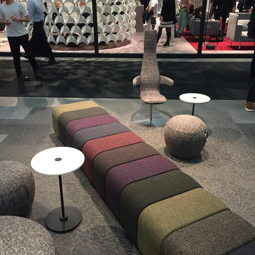 Stockholm Furniture & Light Fair, dato che si definisce la più grande fiera del design scandinavo.