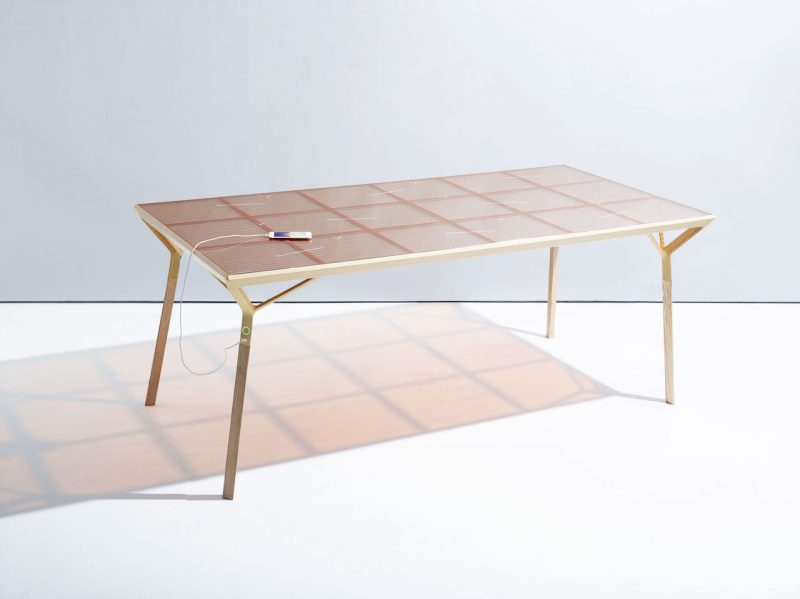 Current table, una nuova fonte di energia a casa
