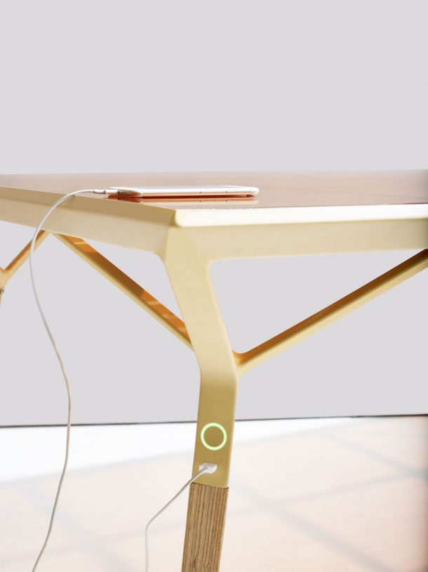 Current table, una nuova fonte di energia a casa