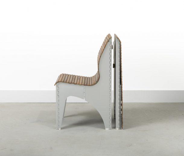 Ollie, una sedia trasformabile o una tapparella?