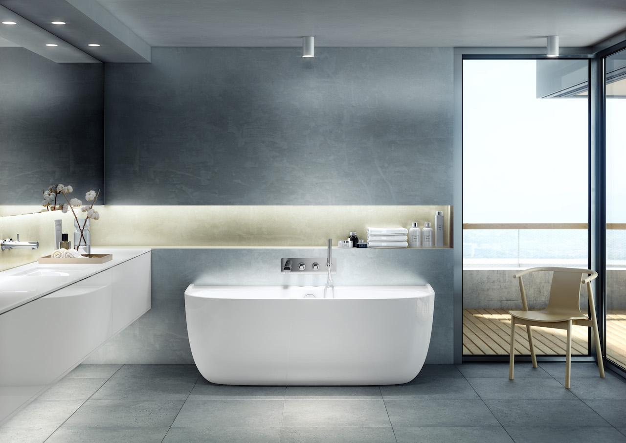 Bath Vasca Da Bagno In Inglese : Eldon. la nuova vasca firmata conran partners design street