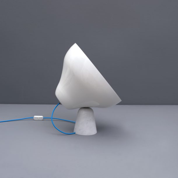 Le lampade in marmo di ZPStudioTools