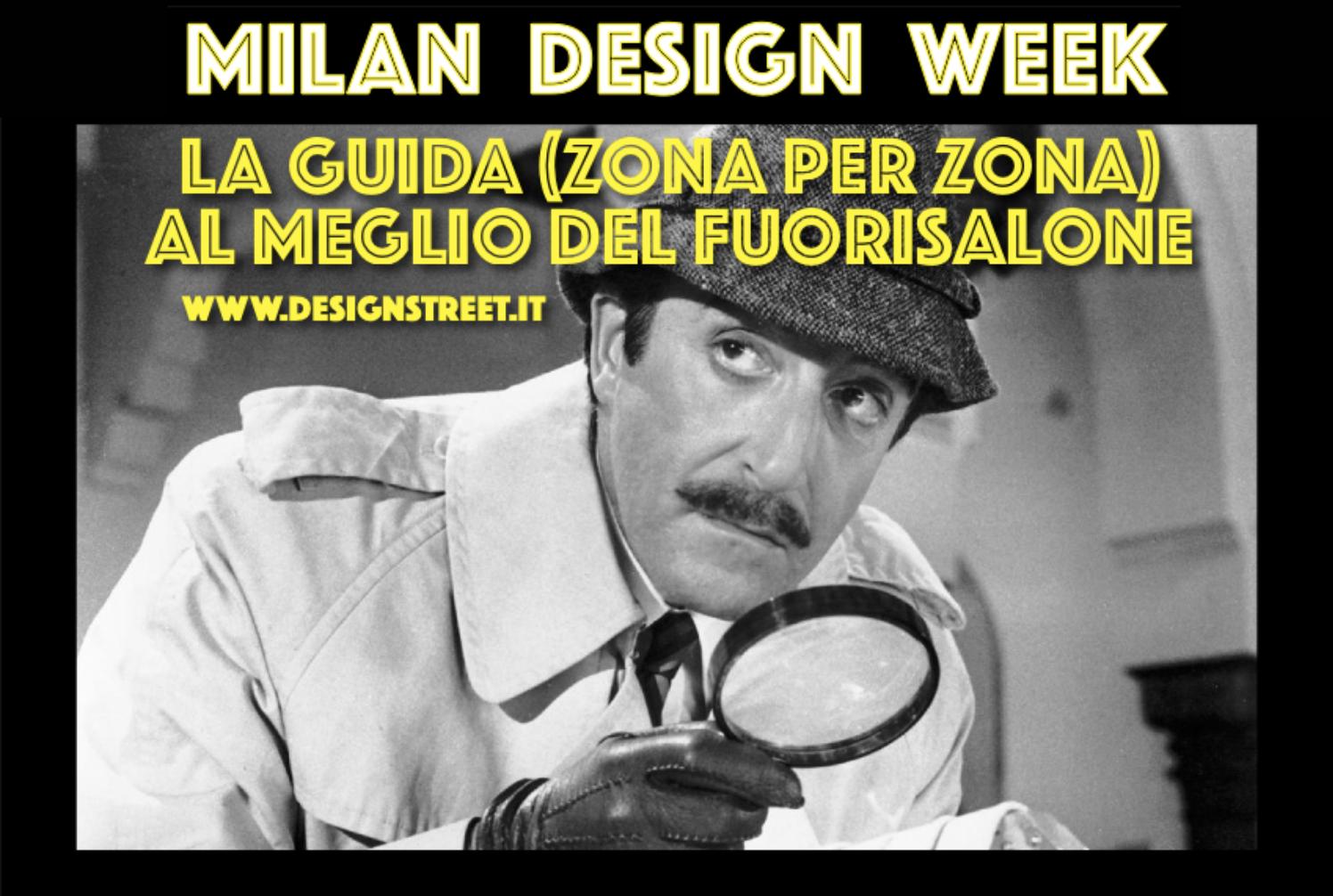 Milano Design Week 2018 - La guida al meglio del Fuorisalone