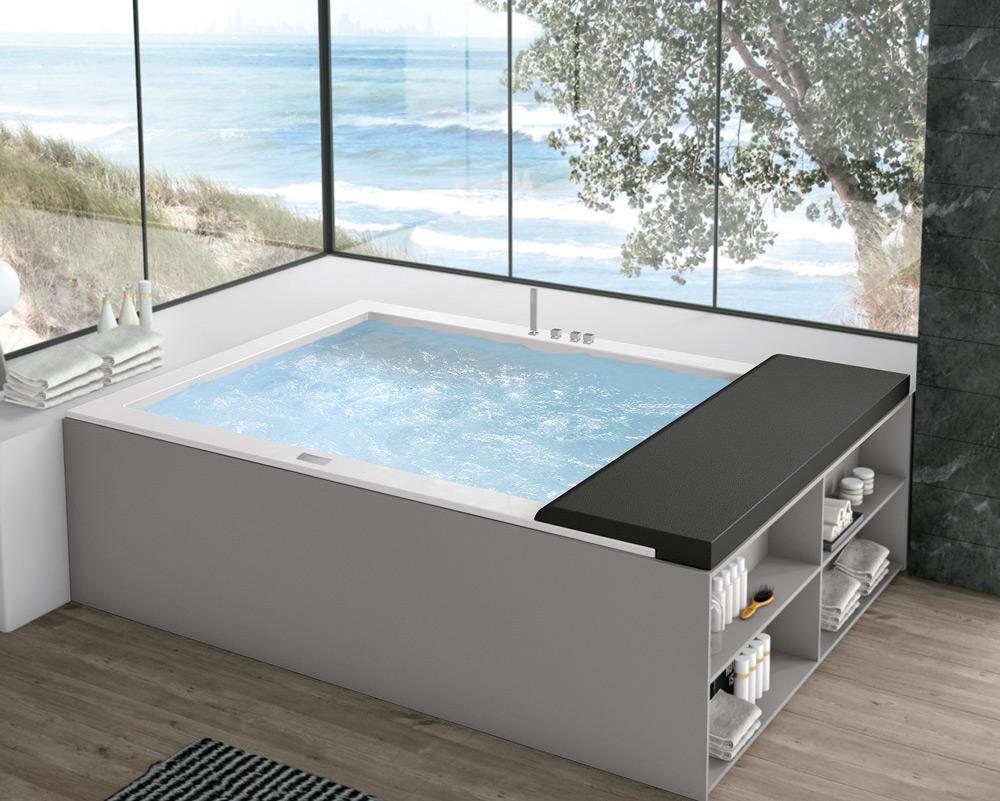 Vasca Da Bagno Hafro Prezzi : Minerva una vasca per interni e outdoor design street