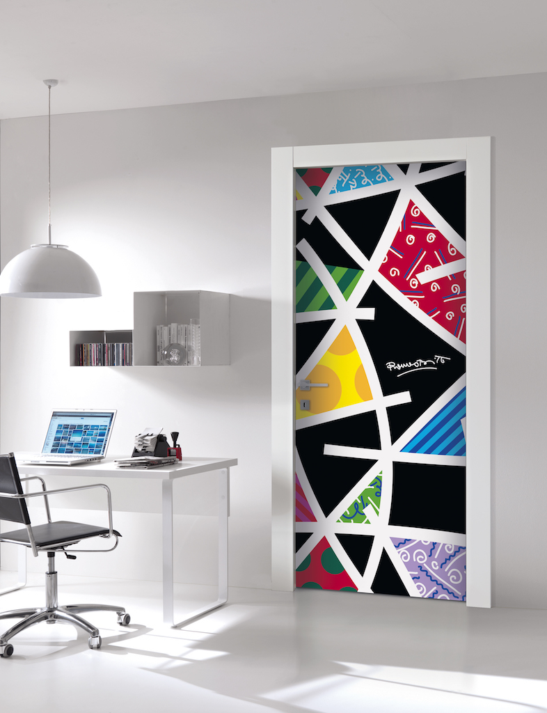 Britto loves bertolotto design street - Bertolotto porte prezzi ...