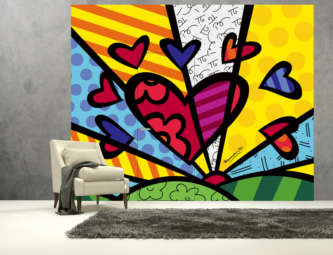 Britto loves Bertolotto