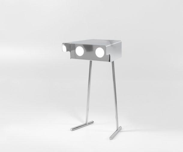 Betoo, Rone e Threeve, lampade robot