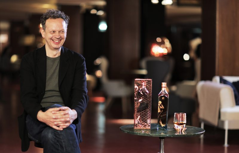Johnny Walker Blue Label Capsule Series by Tom Dixon
