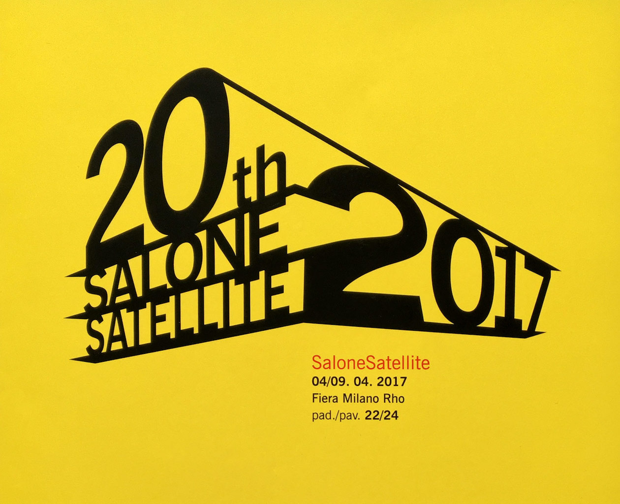 Milano - Salone Satellite 2017