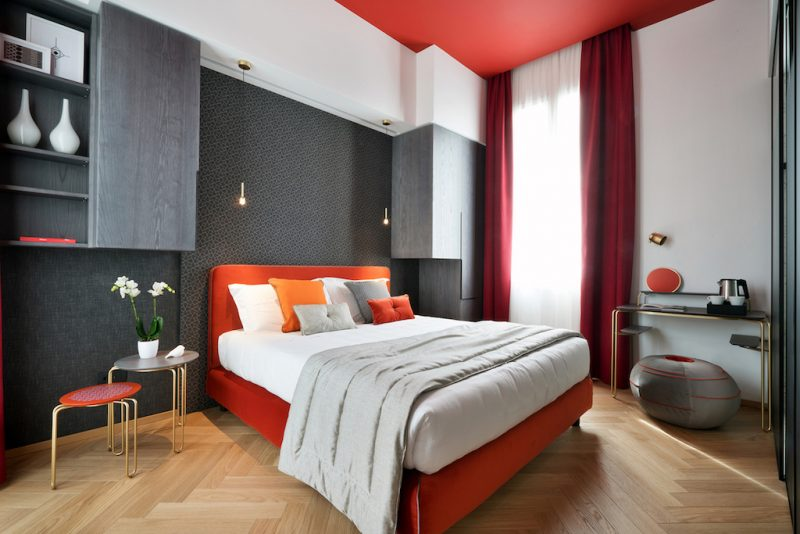 Conti Guest House. un boutique B&B a Milano
