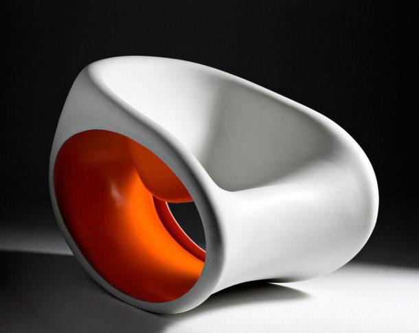 Sedie a dondolo di design: Driade