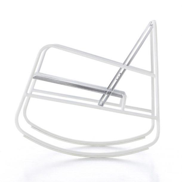 Sedie a dondolo di design: Gandia Blasco