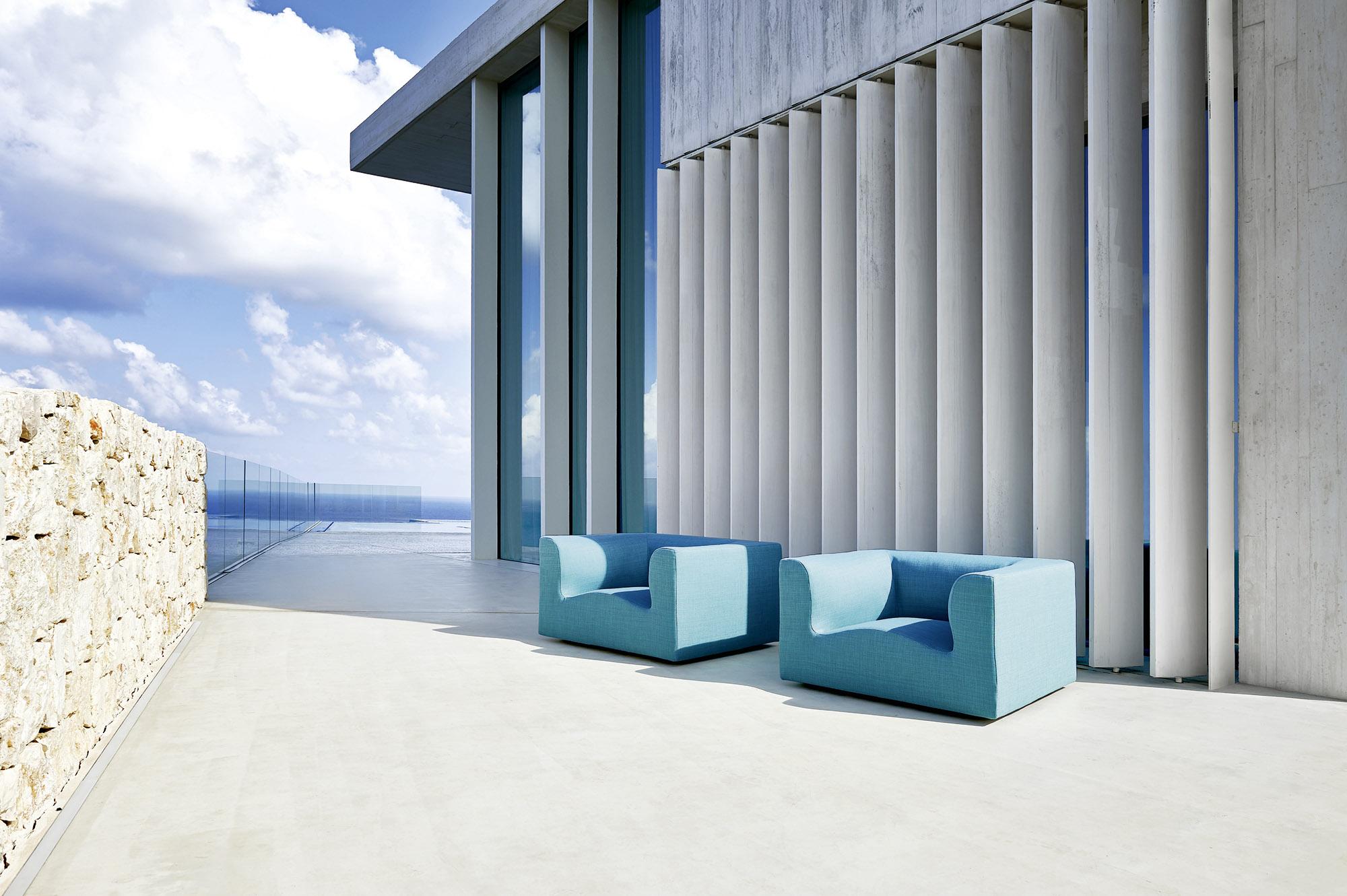 La poltrona impronta di joe colombo per l 39 outdoor design for Ambiente design