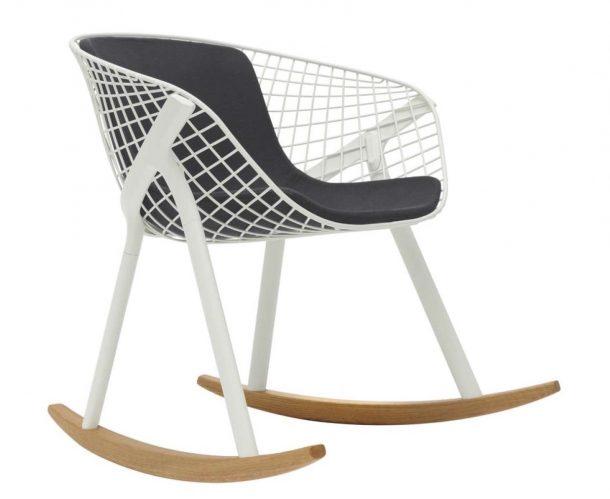 Sedie a dondolo di design: Alias