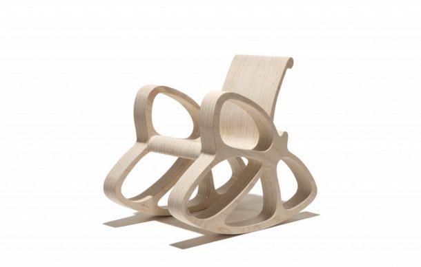 Sedie a dondolo di design: Havuu