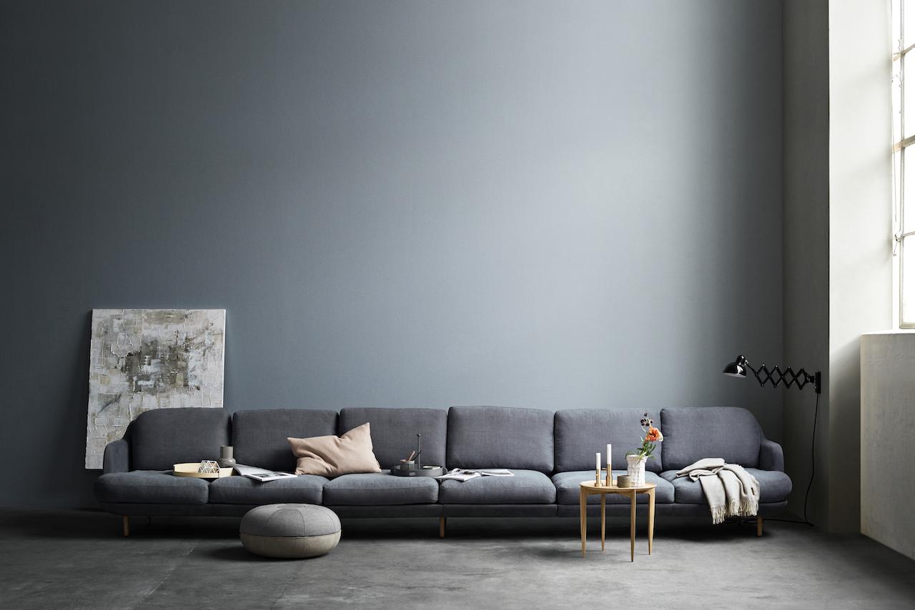 Lune, il divano per gli amanti del design danese | Design Street