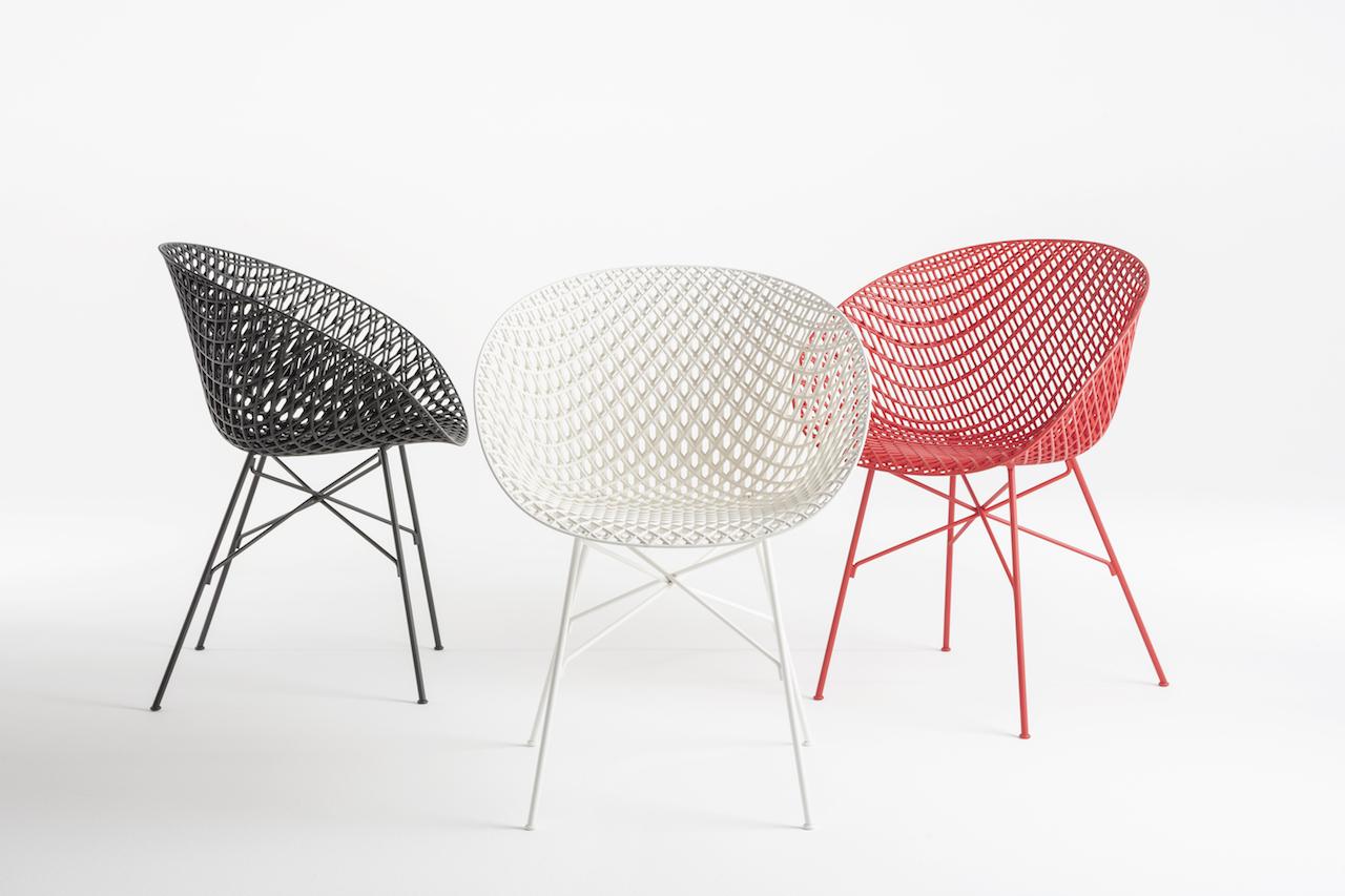 Matrix by kartell la sedia dalla struttura for Sedia design kartell
