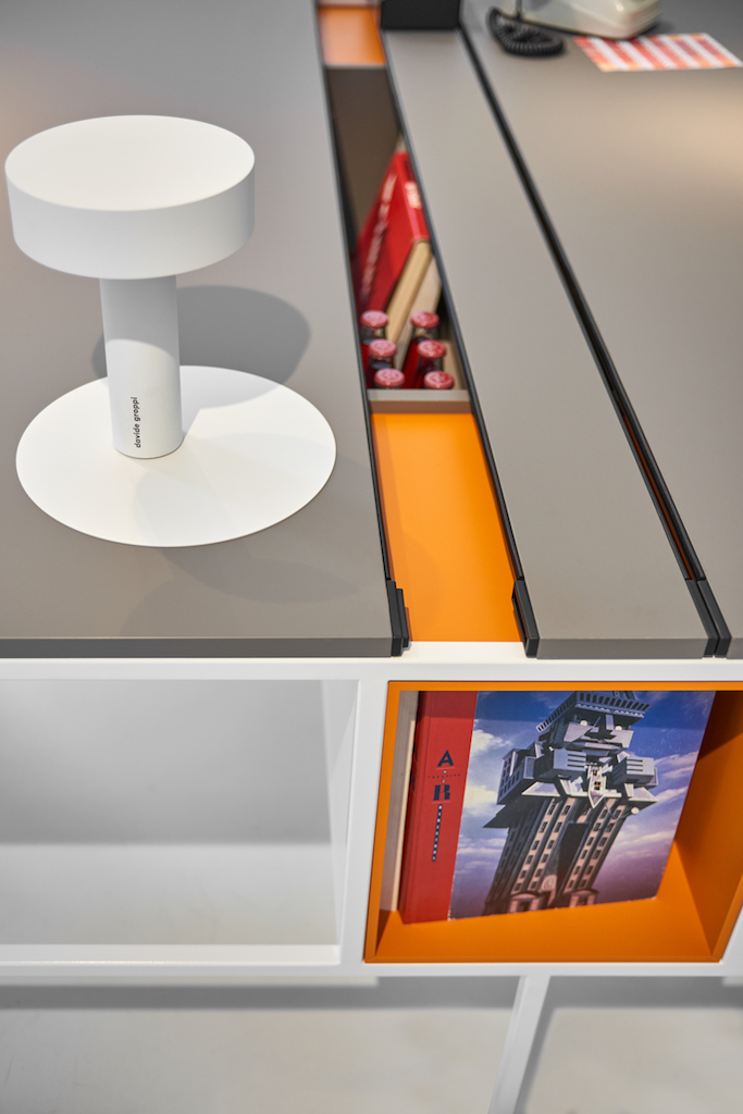 Desk system 20 venti la scrivania smart design street for Mdfitalia it