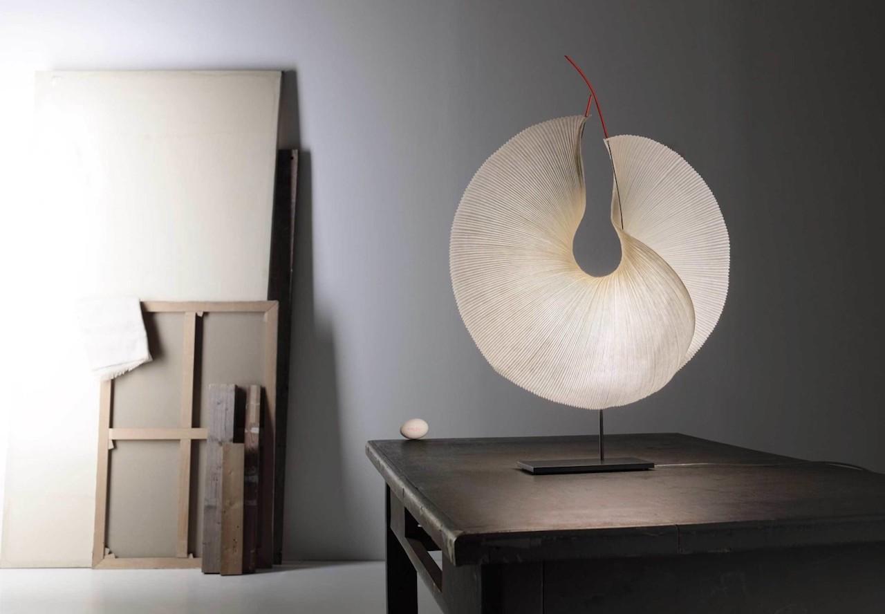 Ingo maurer e le sue lampade di carta design street