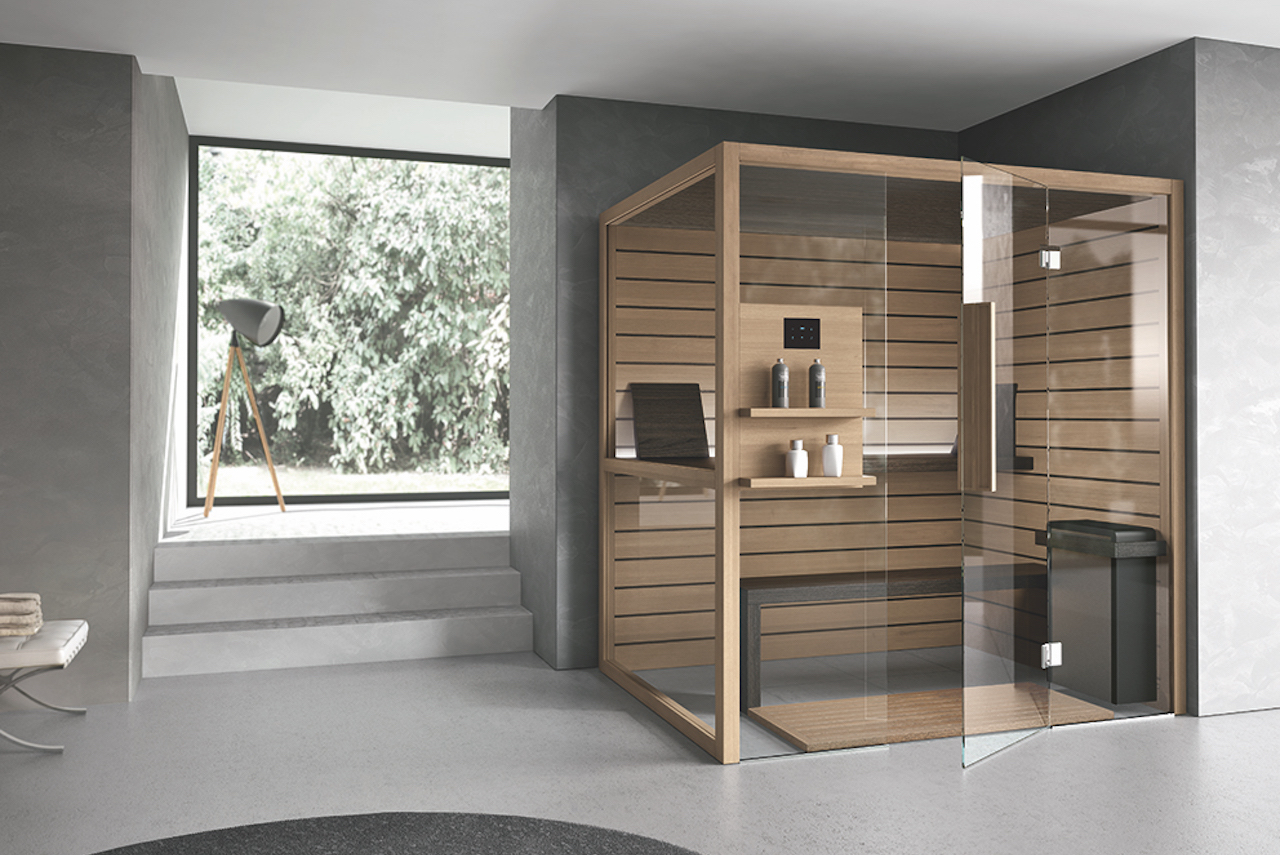 Un hammam in casa da oggi possibile for Costruire una sauna in casa