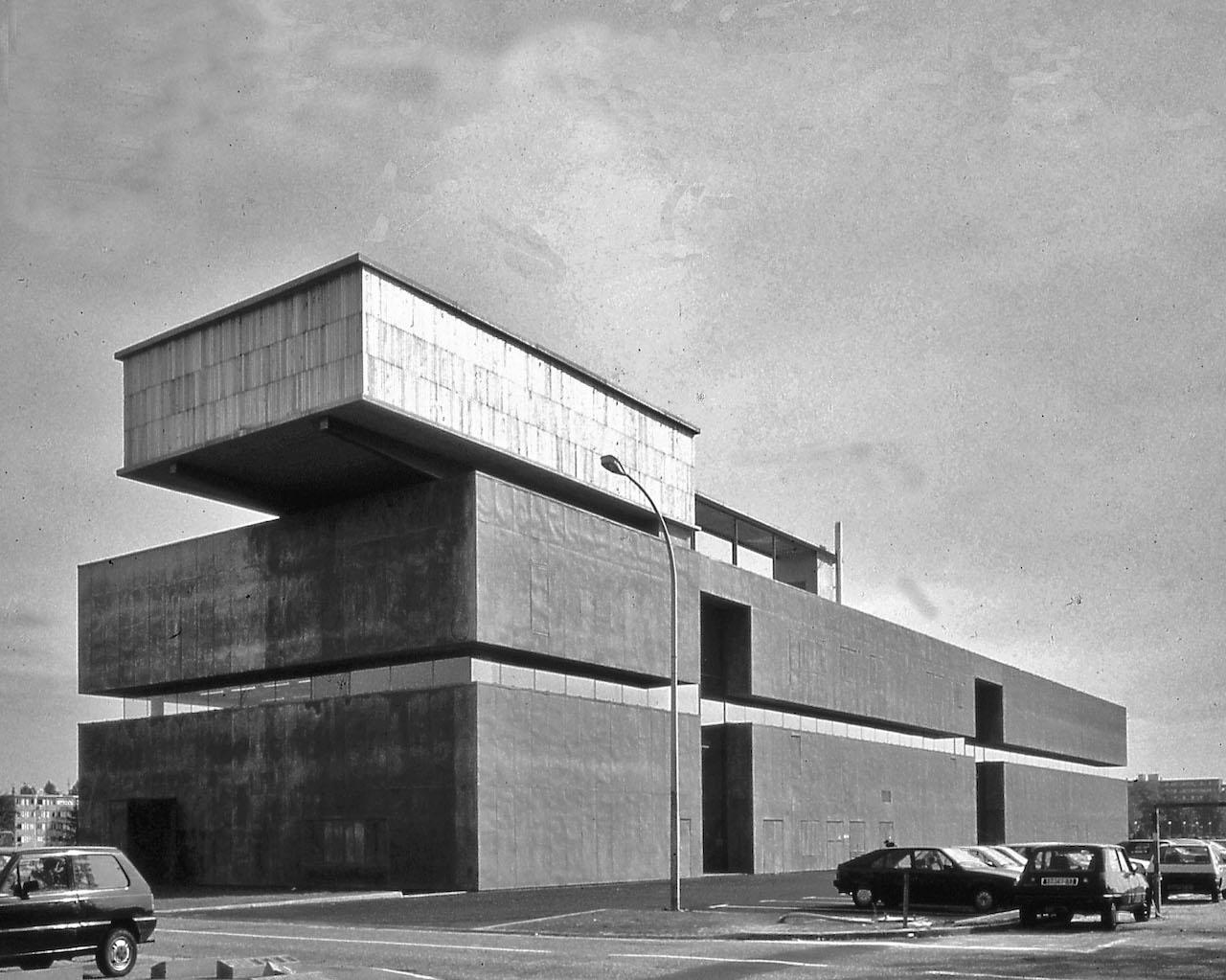 Architettura italiana dal Postmoderno ad oggi