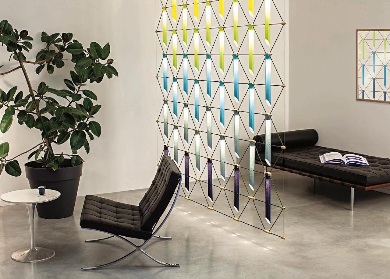 la lampada Mozaik di Davide Oppizi per Designheure