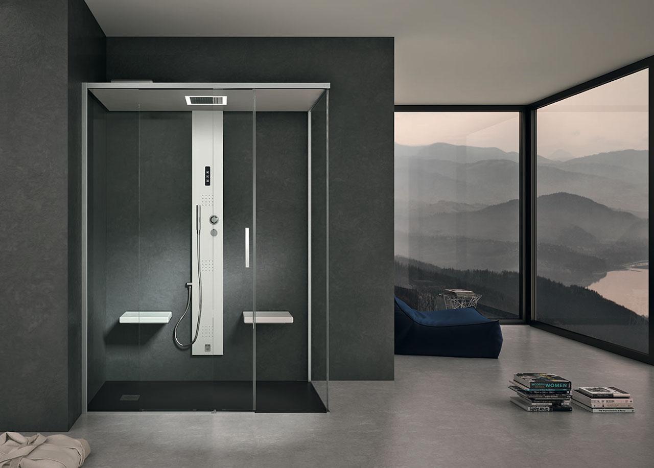 Carlo geromin vi presento il futuro del bagno design street - Bagno del futuro ...