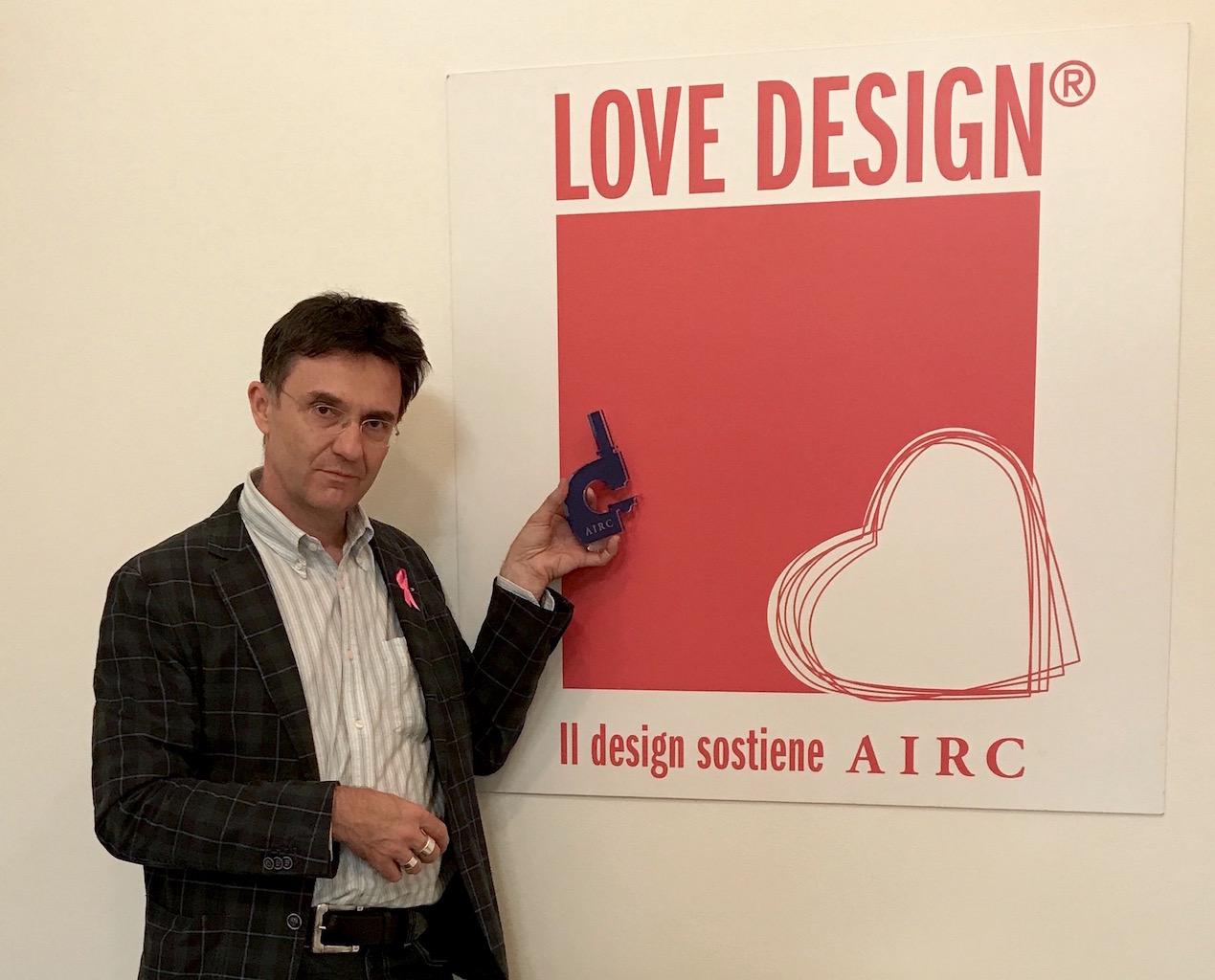 Massimo Rosati per Love Design