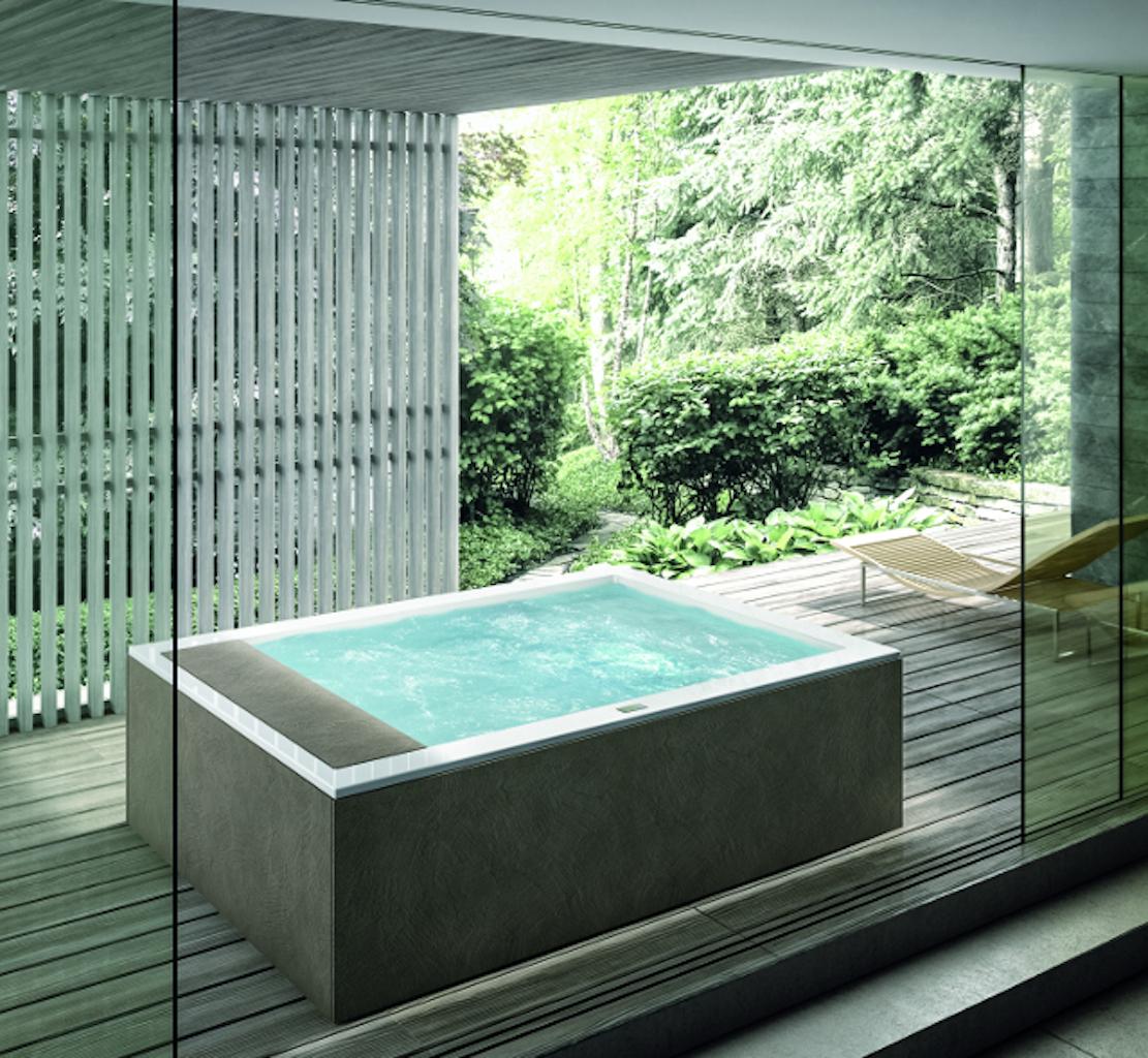Carlo Geromin racconta le novità del bagno del futuro