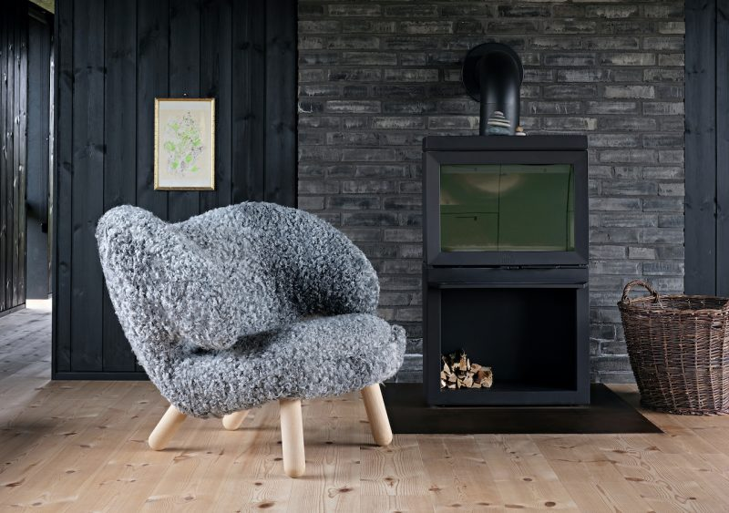 Pelican Chair di Finn Juhl