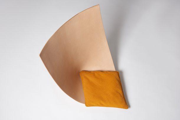 sedia foglio