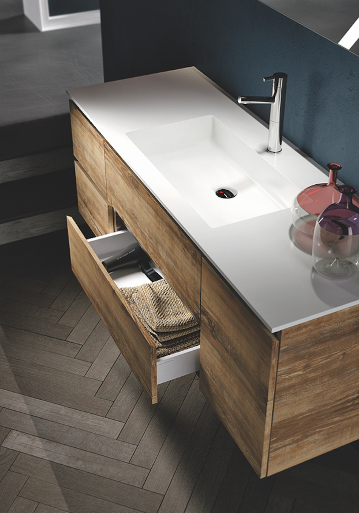 Collezione STR8: per un ambiente bagno di design