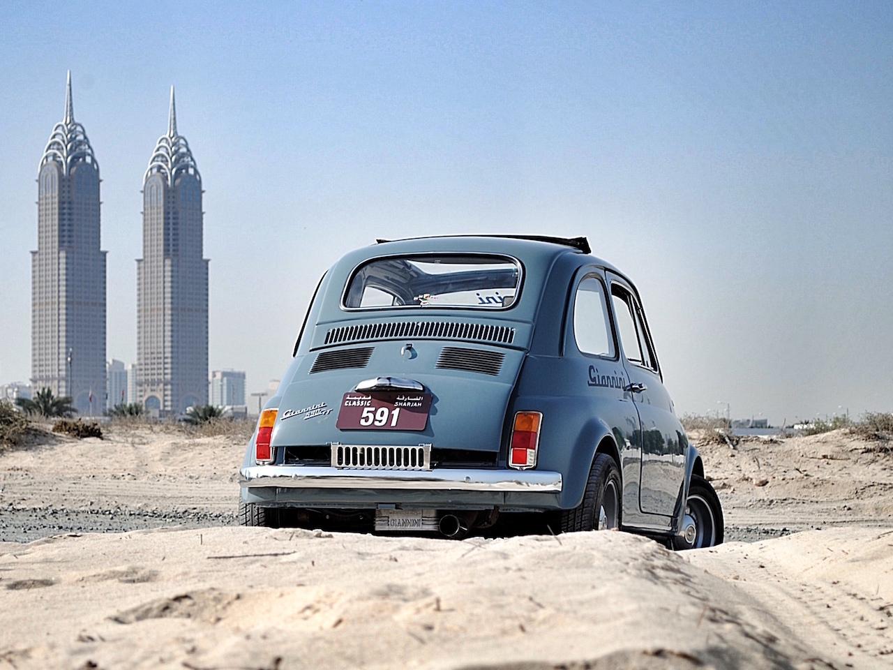 2017. Fiat 500 compie 60 anni