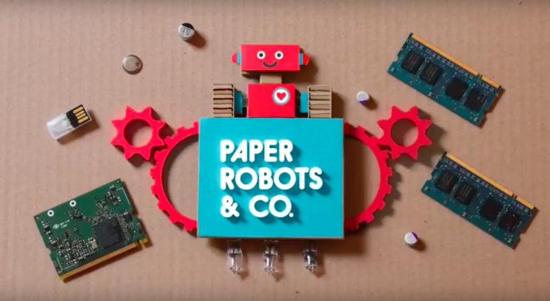Paper Robots & Co.