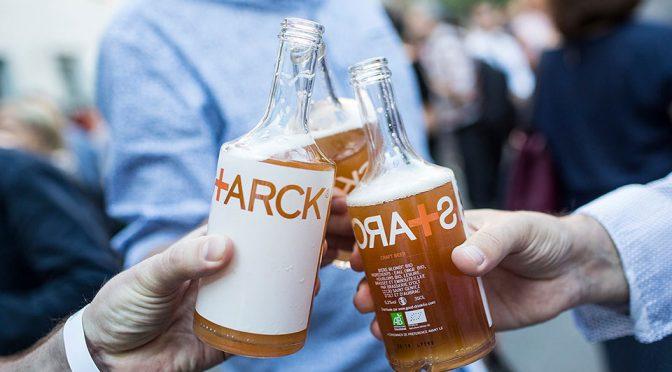 S+ARCK: la nuova bottiglia di birra disegnata da Philippe Starck